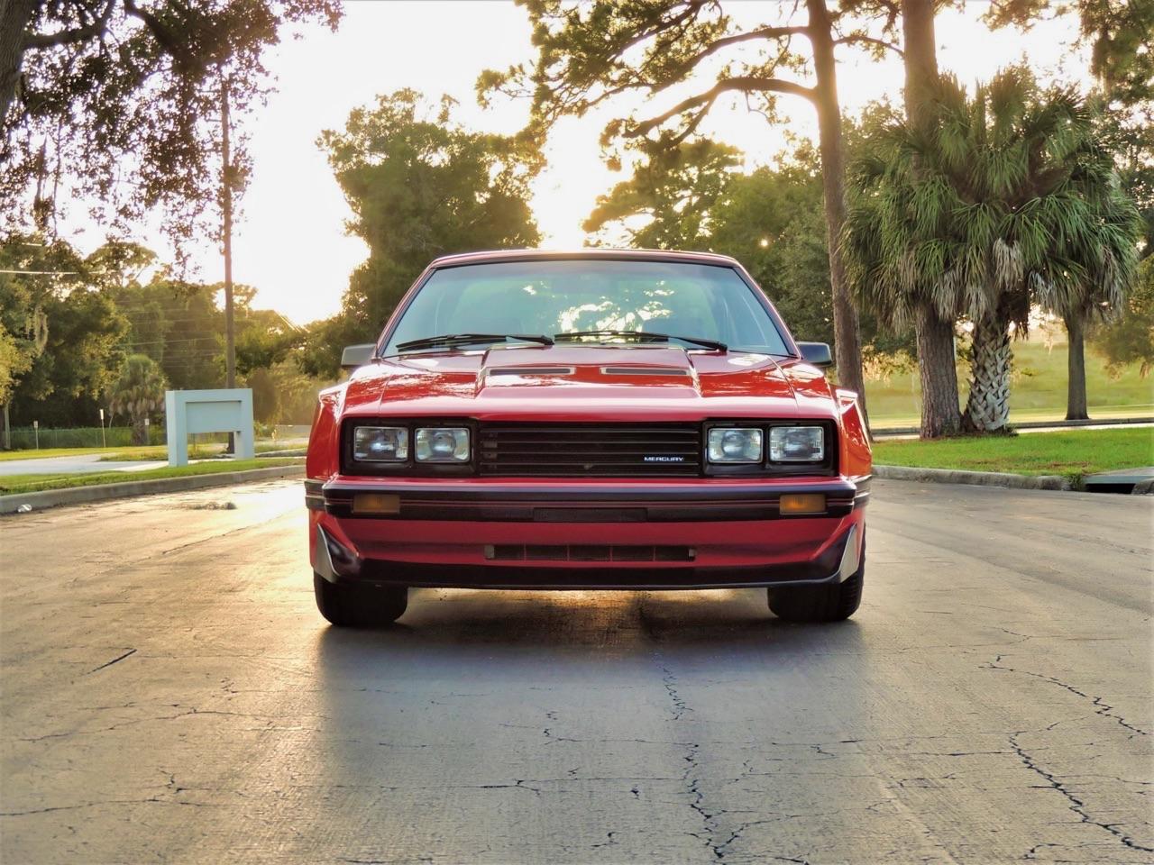 '80 Mercury Cosworth Capri... Just one ! 13