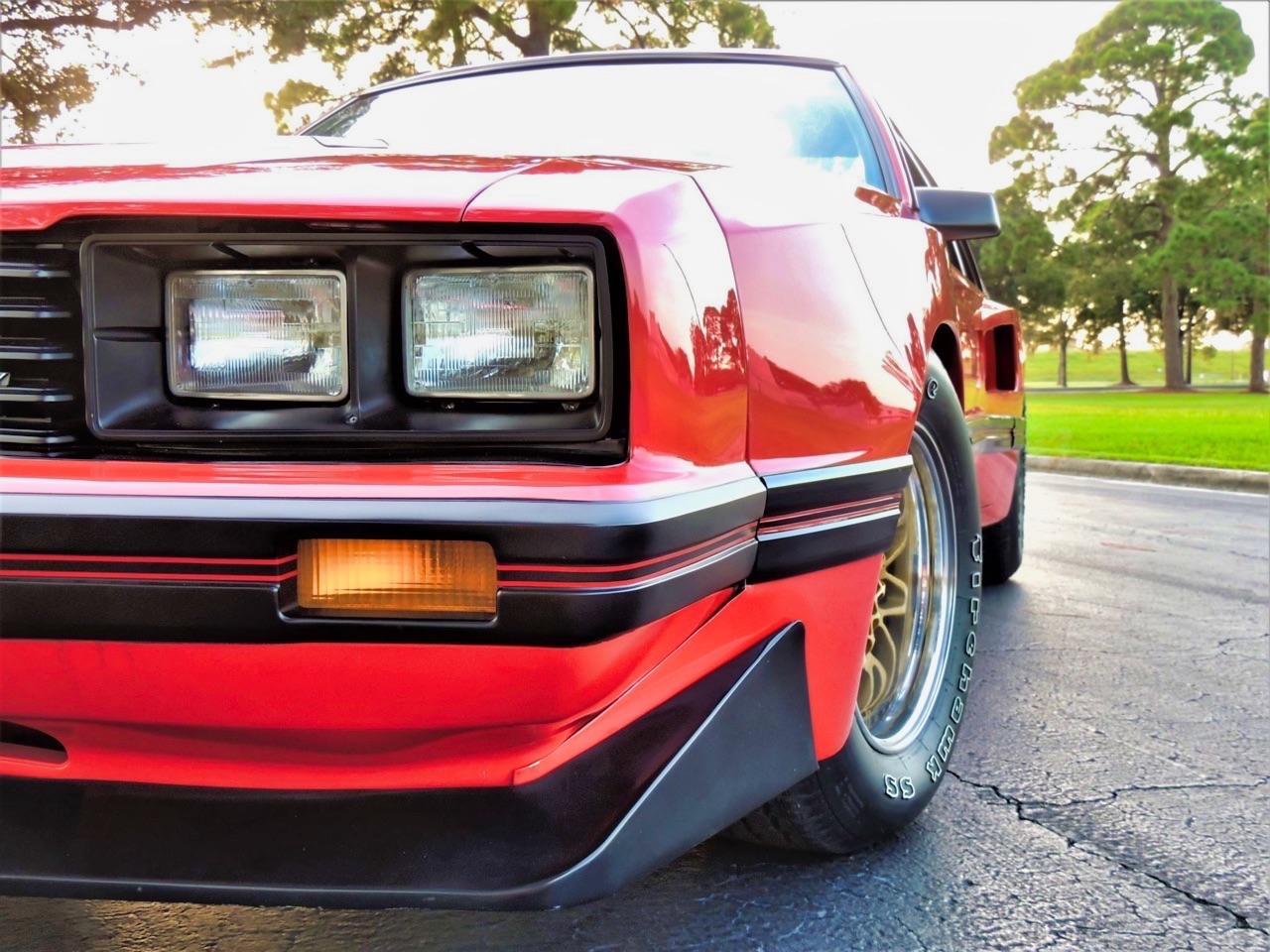 '80 Mercury Cosworth Capri... Just one ! 2