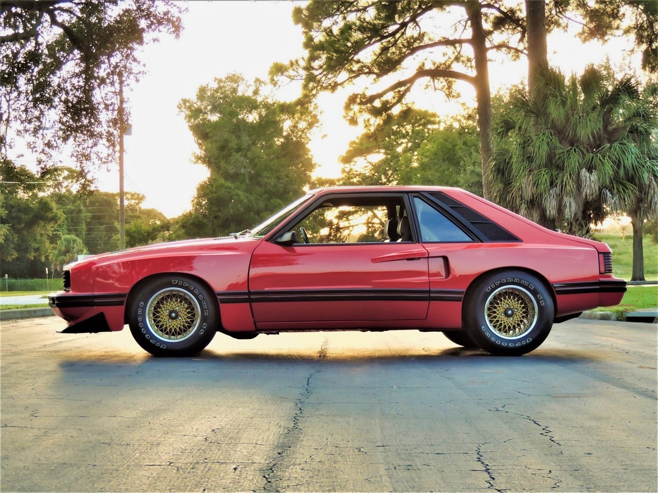 '80 Mercury Cosworth Capri... Just one ! 14