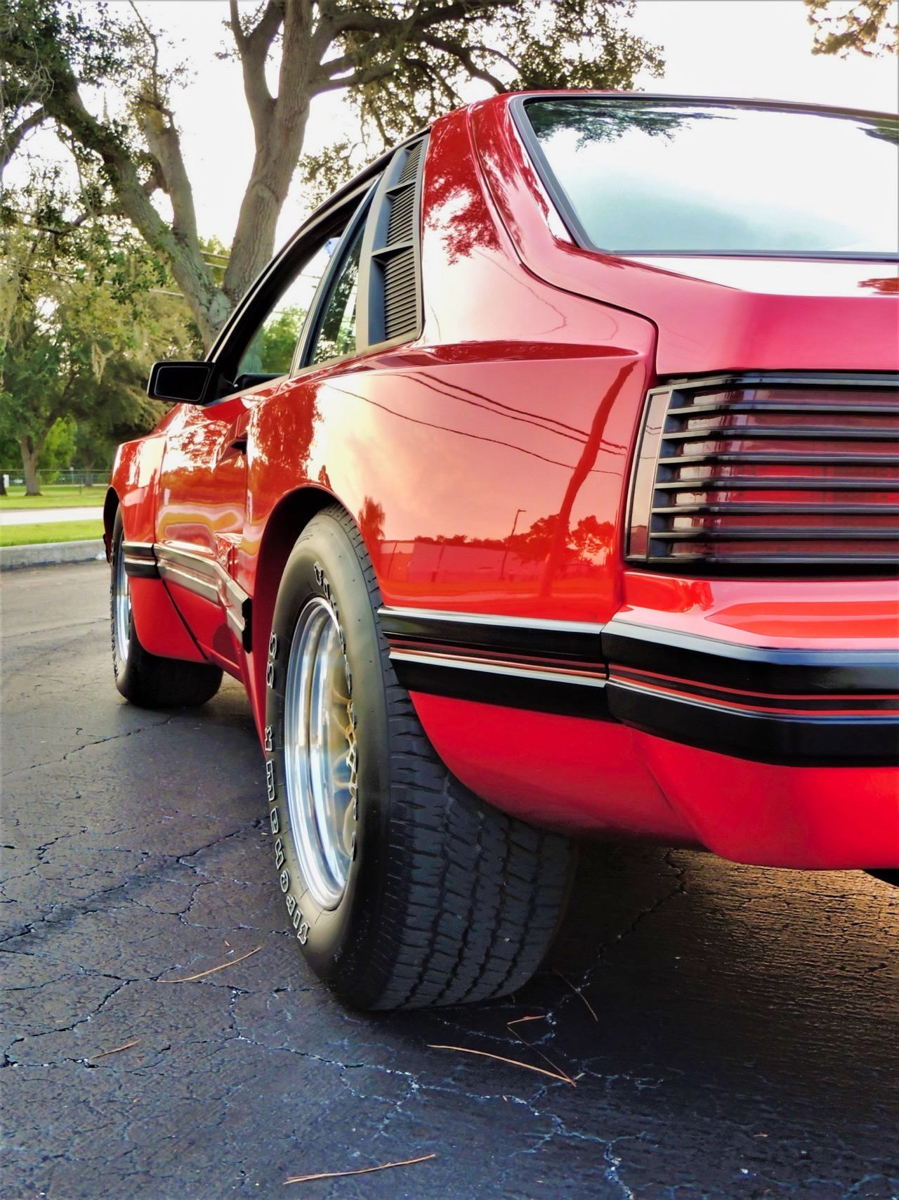 '80 Mercury Cosworth Capri... Just one ! 8
