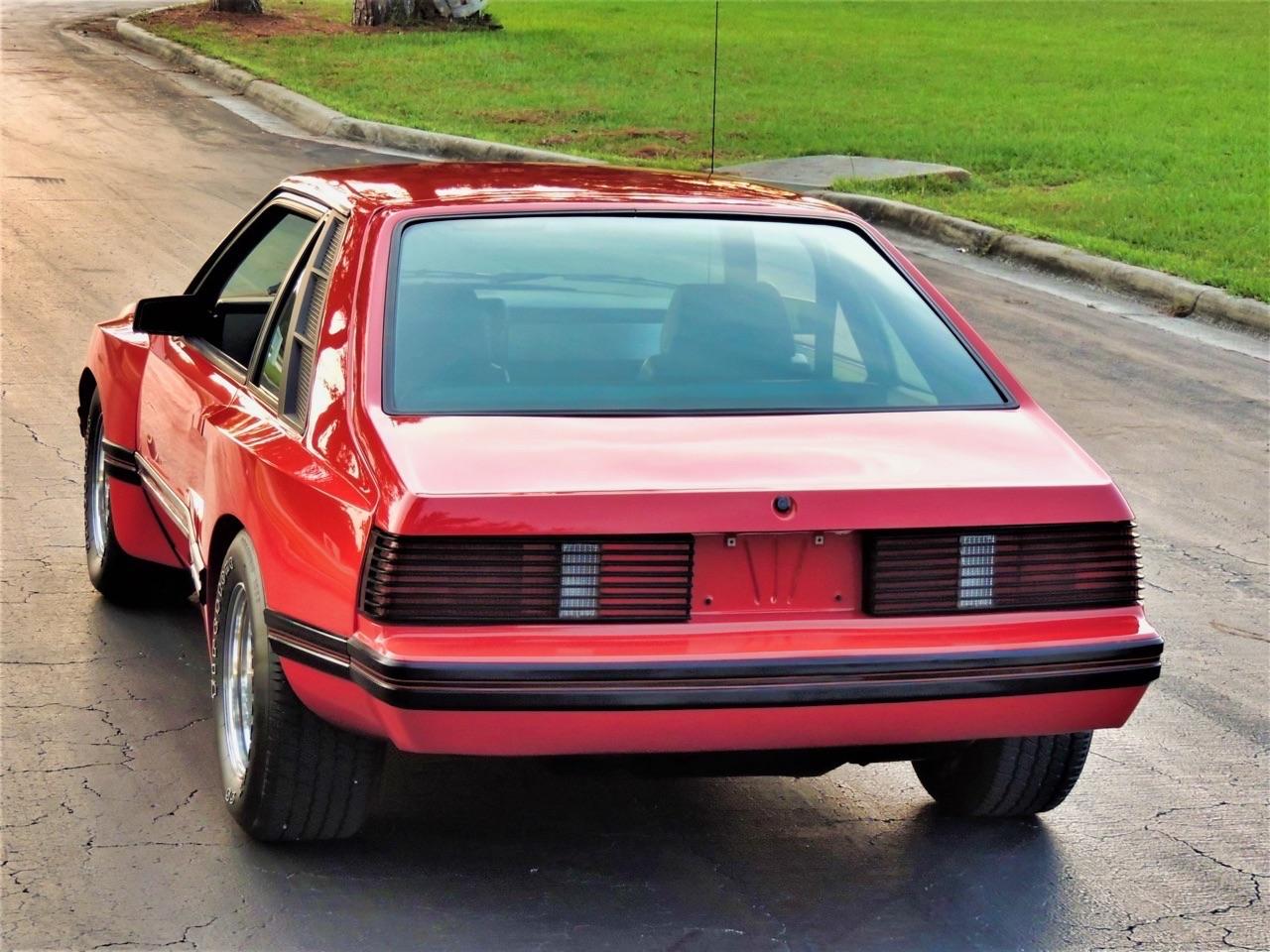 '80 Mercury Cosworth Capri... Just one ! 1