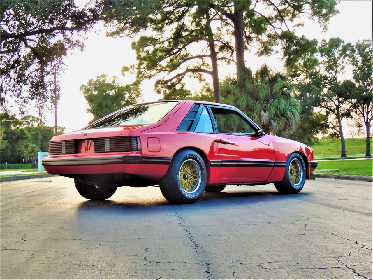'80 Mercury Cosworth Capri... Just one ! 4