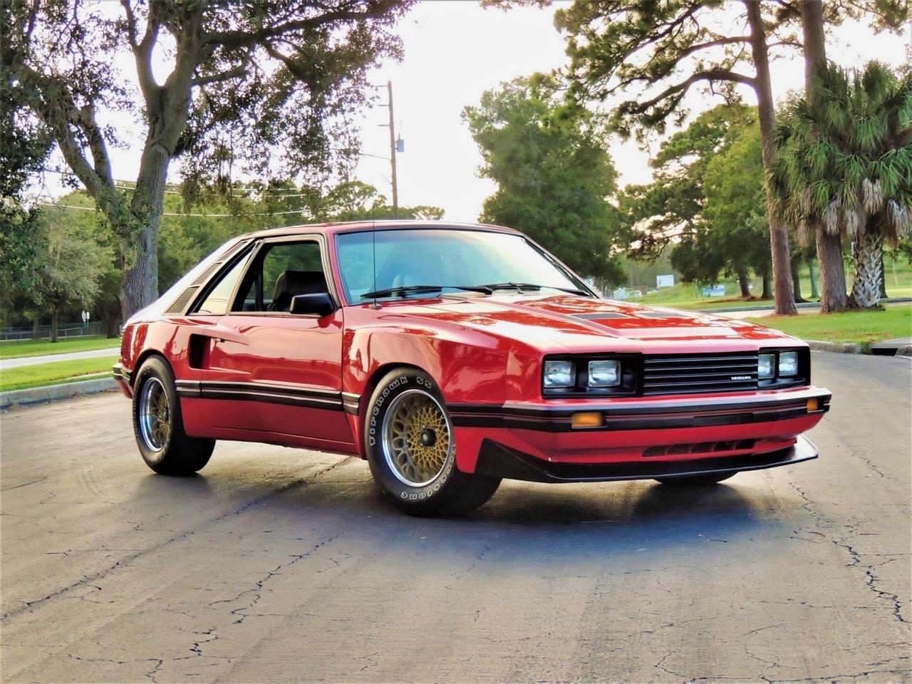 '80 Mercury Cosworth Capri... Just one ! 7