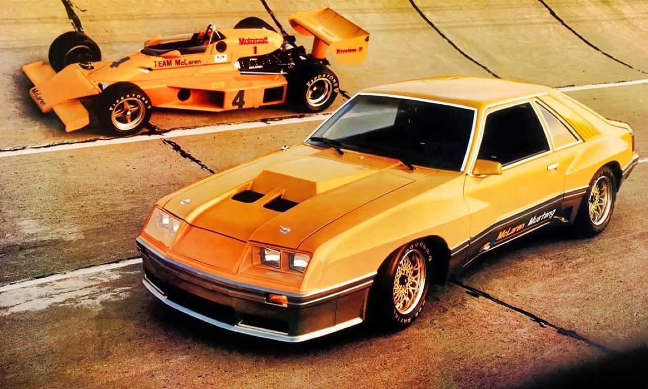 '80 Mercury Cosworth Capri... Just one ! 10