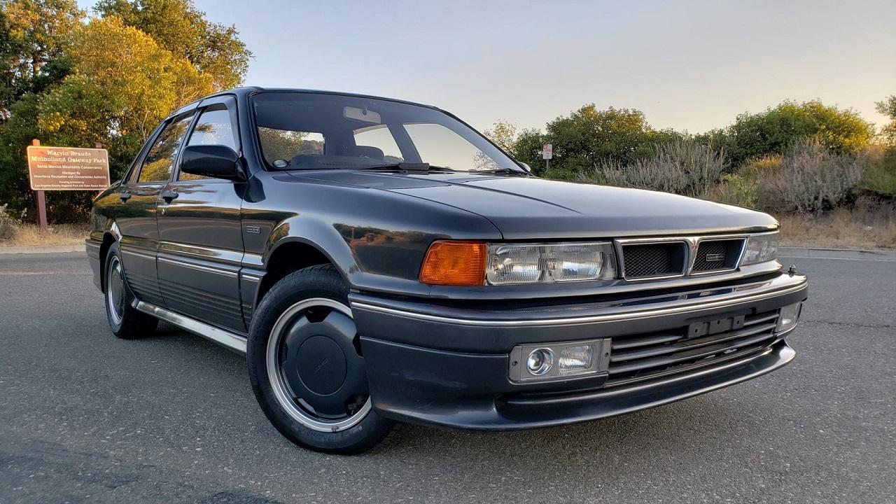 Mitsubishi Galant AMG - Juste une aventure... 1