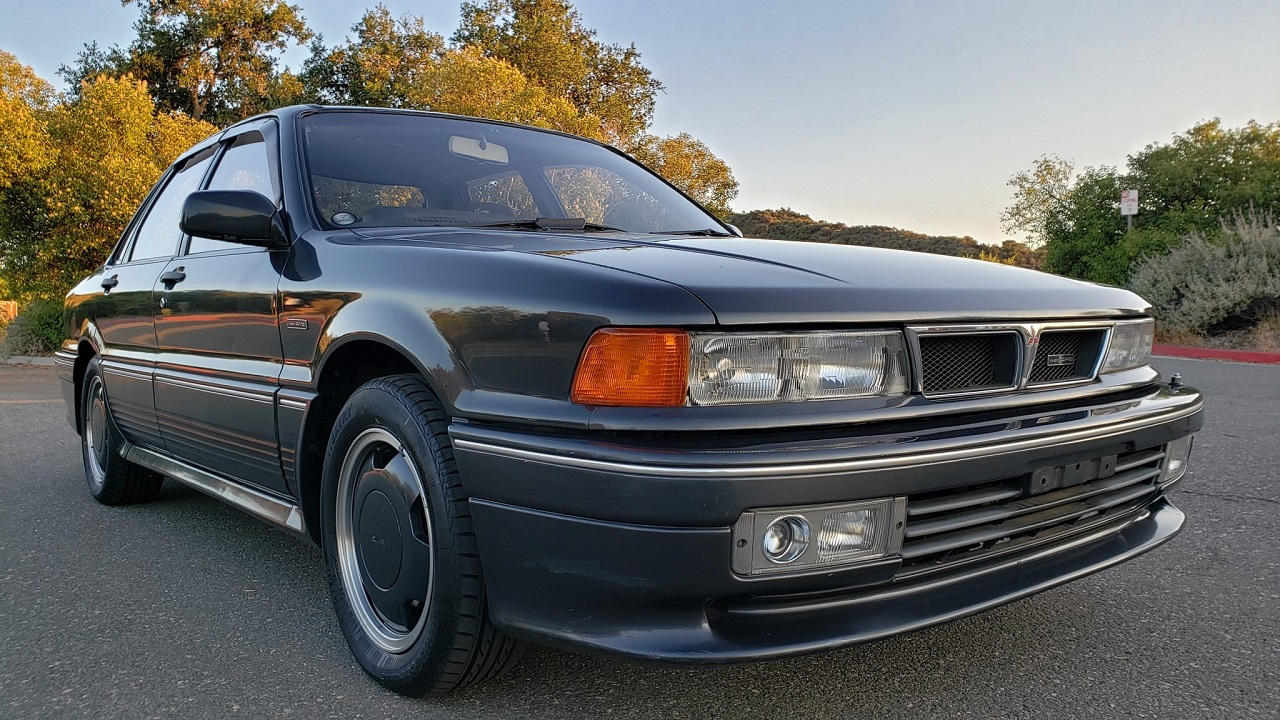 Mitsubishi Galant AMG - Juste une aventure... 4