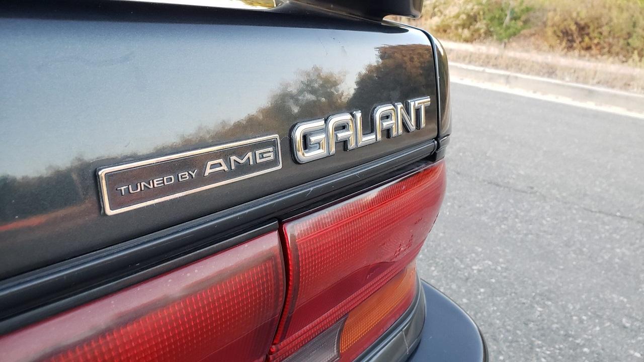 Mitsubishi Galant AMG - Juste une aventure... 3