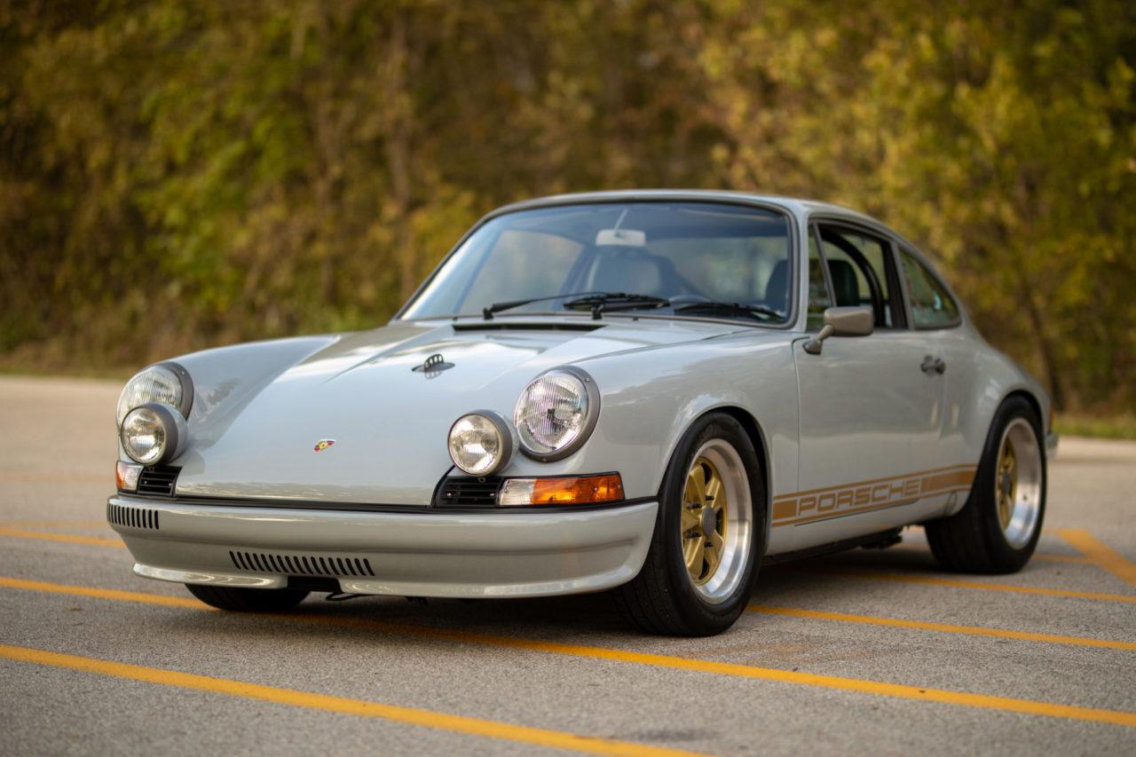 """Porsche 911 """"Backdated""""... Des hanches de MILF 3"""