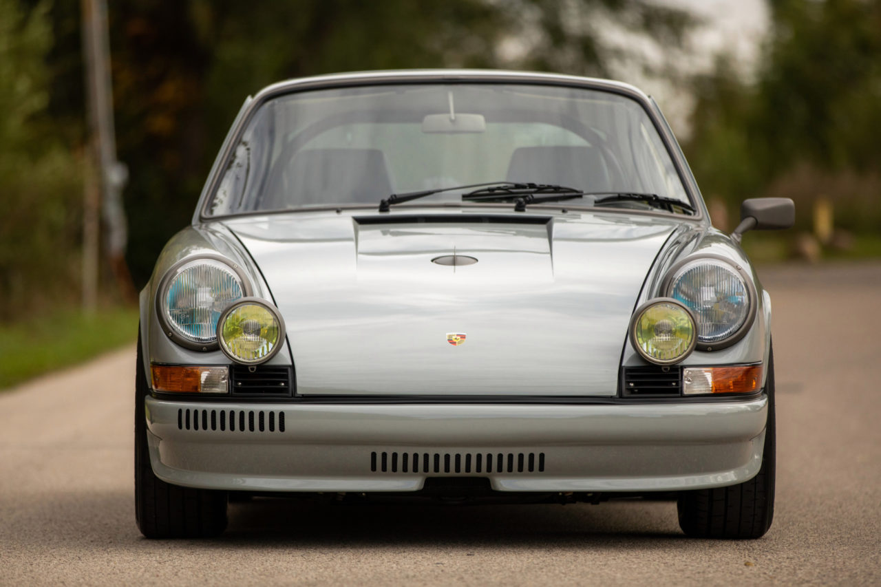 """Porsche 911 """"Backdated""""... Des hanches de MILF 2"""