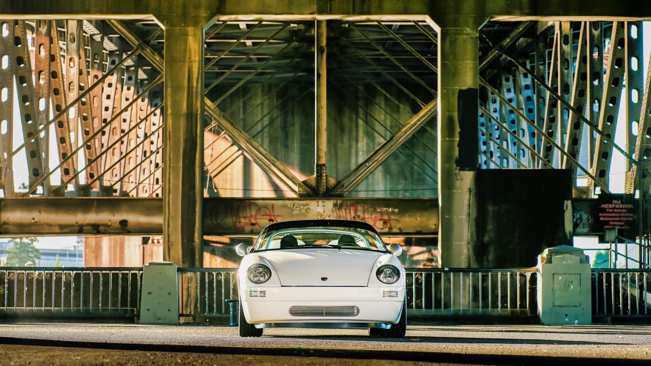 Hier, Porsche 911 SC Targa et aujourd'hui, Speedster 3.6 l ! 4