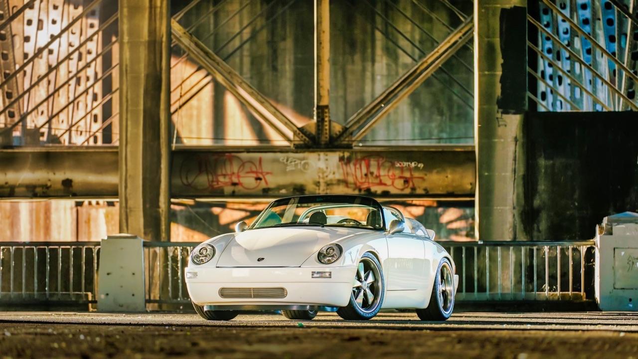 Hier, Porsche 911 SC Targa et aujourd'hui, Speedster 3.6 l ! 1