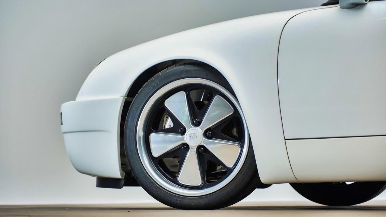 Hier, Porsche 911 SC Targa et aujourd'hui, Speedster 3.6 l ! 5