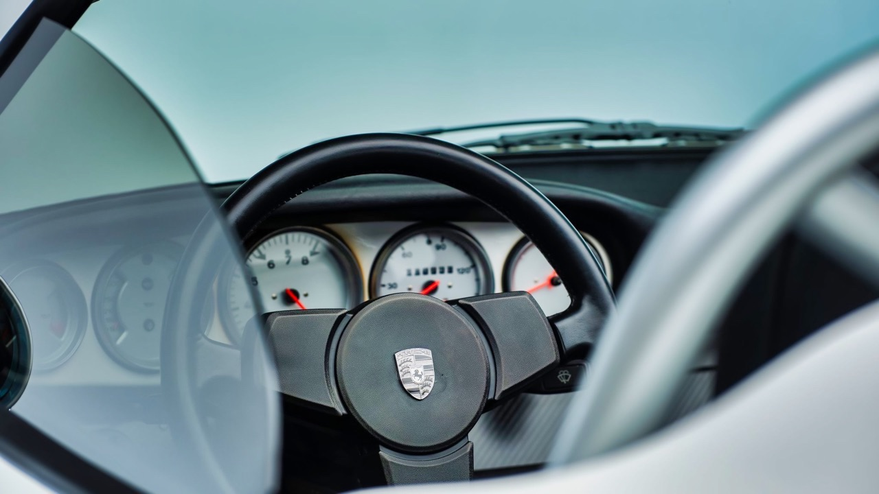 Hier, Porsche 911 SC Targa et aujourd'hui, Speedster 3.6 l ! 15
