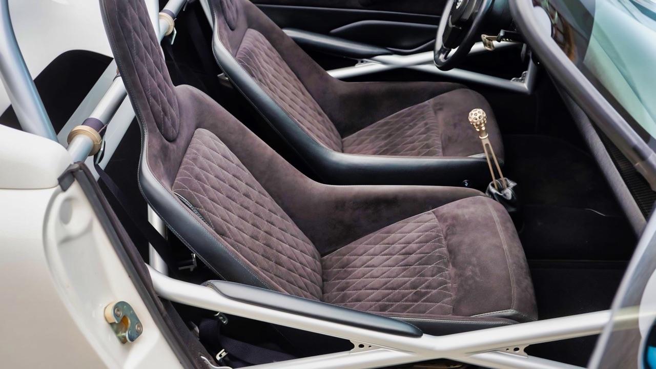 Hier, Porsche 911 SC Targa et aujourd'hui, Speedster 3.6 l ! 7