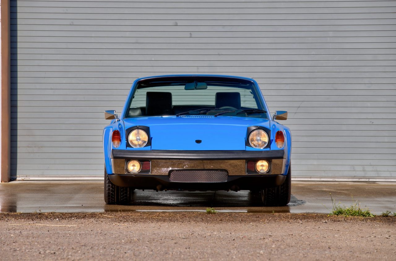 Porsche 914 : La mal aimée nous veut du mal. 15