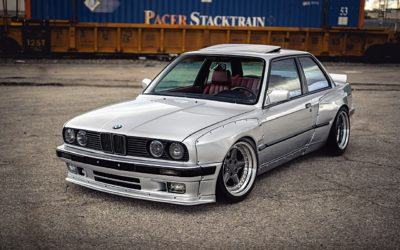 BMW E30 318is : Gangster & Gentleman
