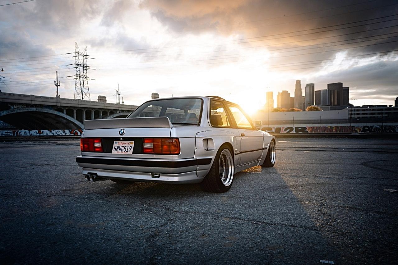 BMW 318is Pandem