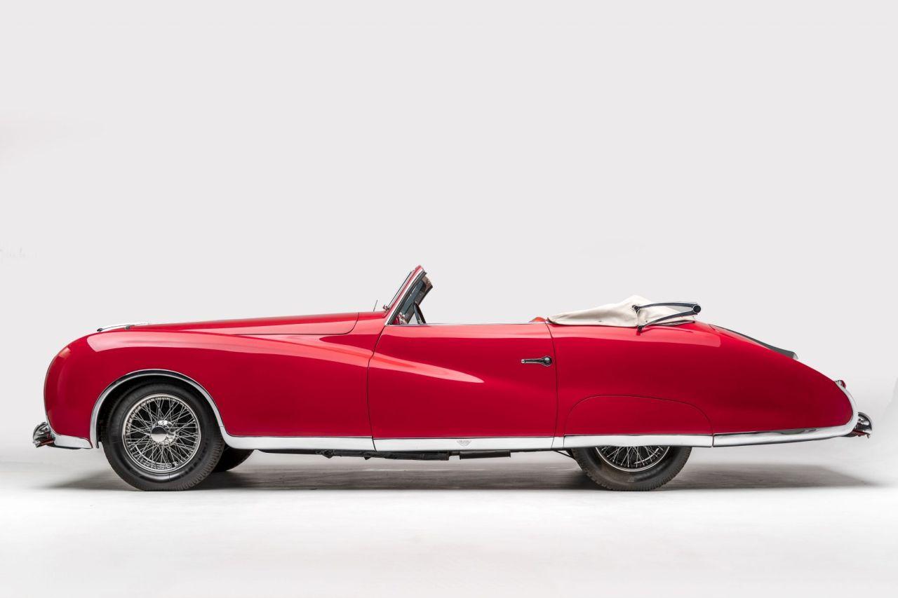 Delahaye Type 175 Cabriolet de 1949 - Ça, c'est une Voiture ! 15