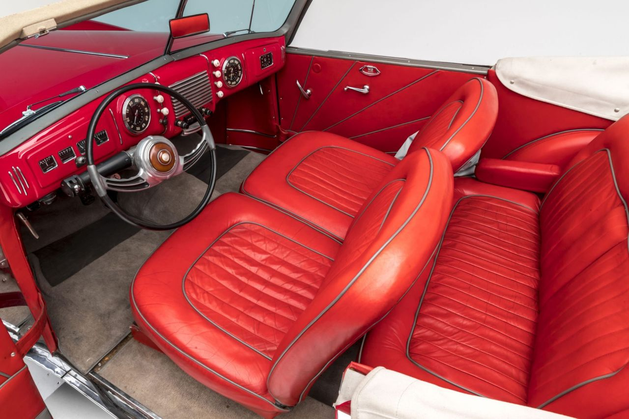 Delahaye Type 175 Cabriolet de 1949 - Ça, c'est une Voiture ! 17
