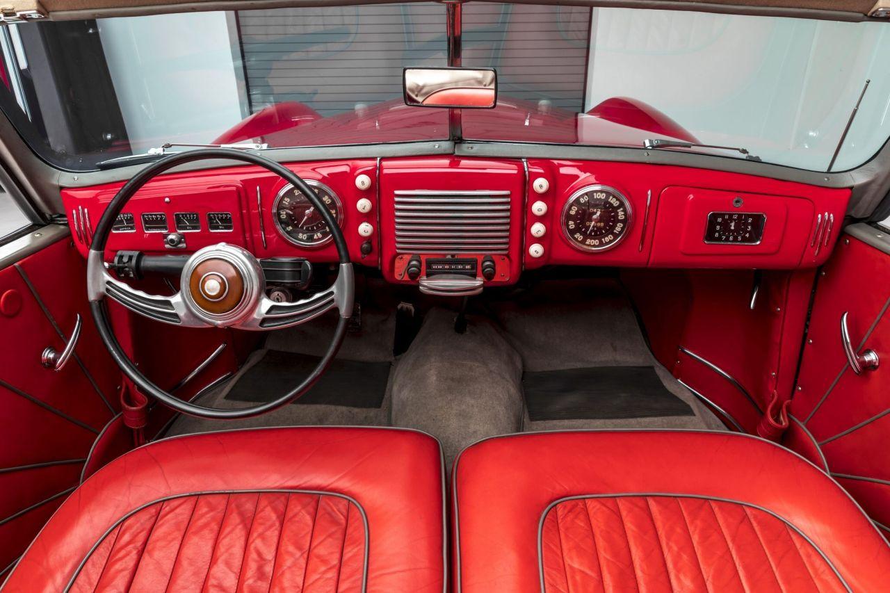 Delahaye Type 175 Cabriolet de 1949 - Ça, c'est une Voiture ! 20