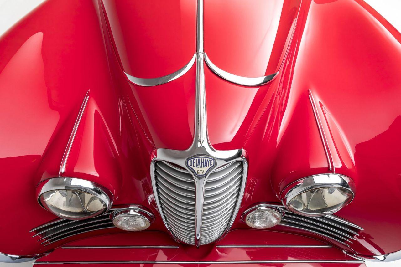 Delahaye Type 175 Cabriolet de 1949 - Ça, c'est une Voiture ! 21