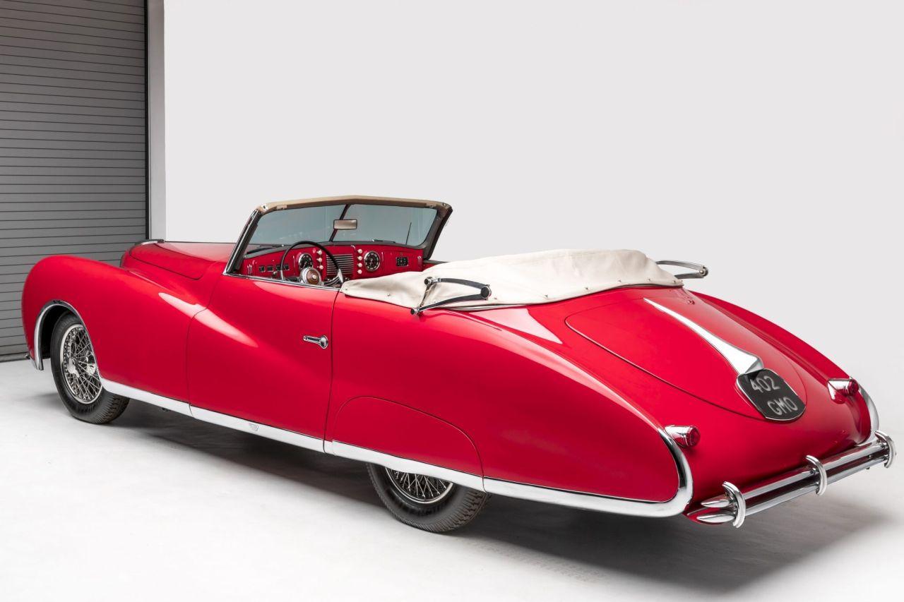Delahaye Type 175 Cabriolet de 1949 - Ça, c'est une Voiture ! 16