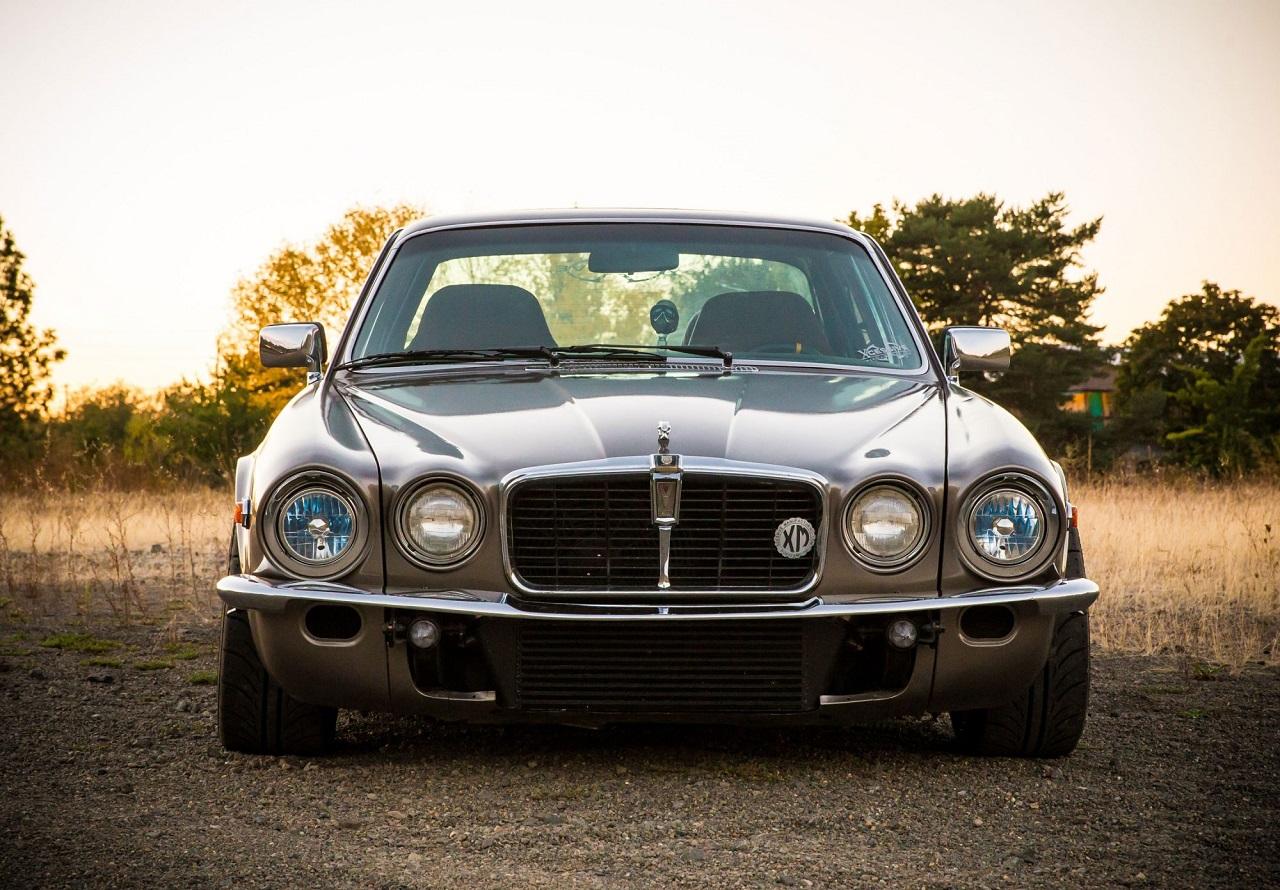 Jaguar XJ6 Drift Car - Presque d'origine... Ou pas. 1