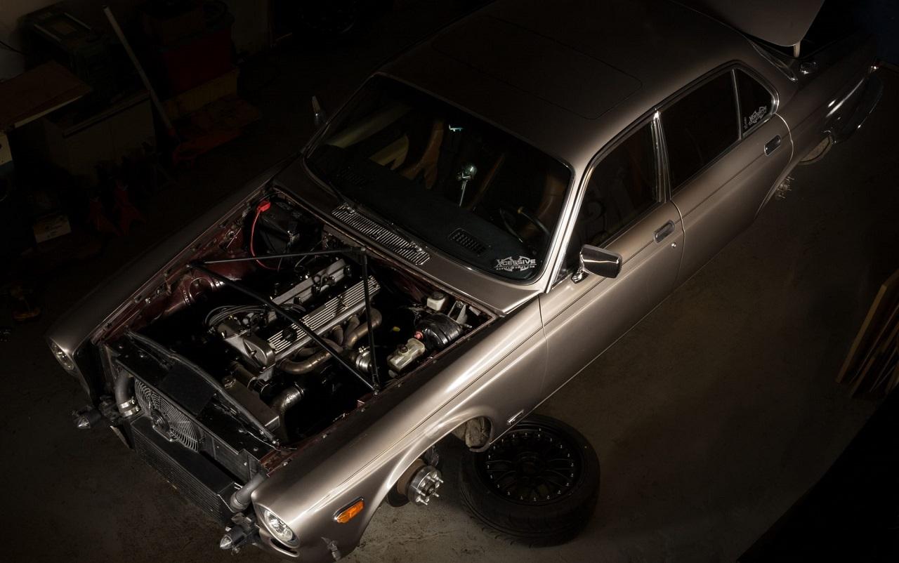 Jaguar XJ6 Drift Car - Presque d'origine... Ou pas. 5