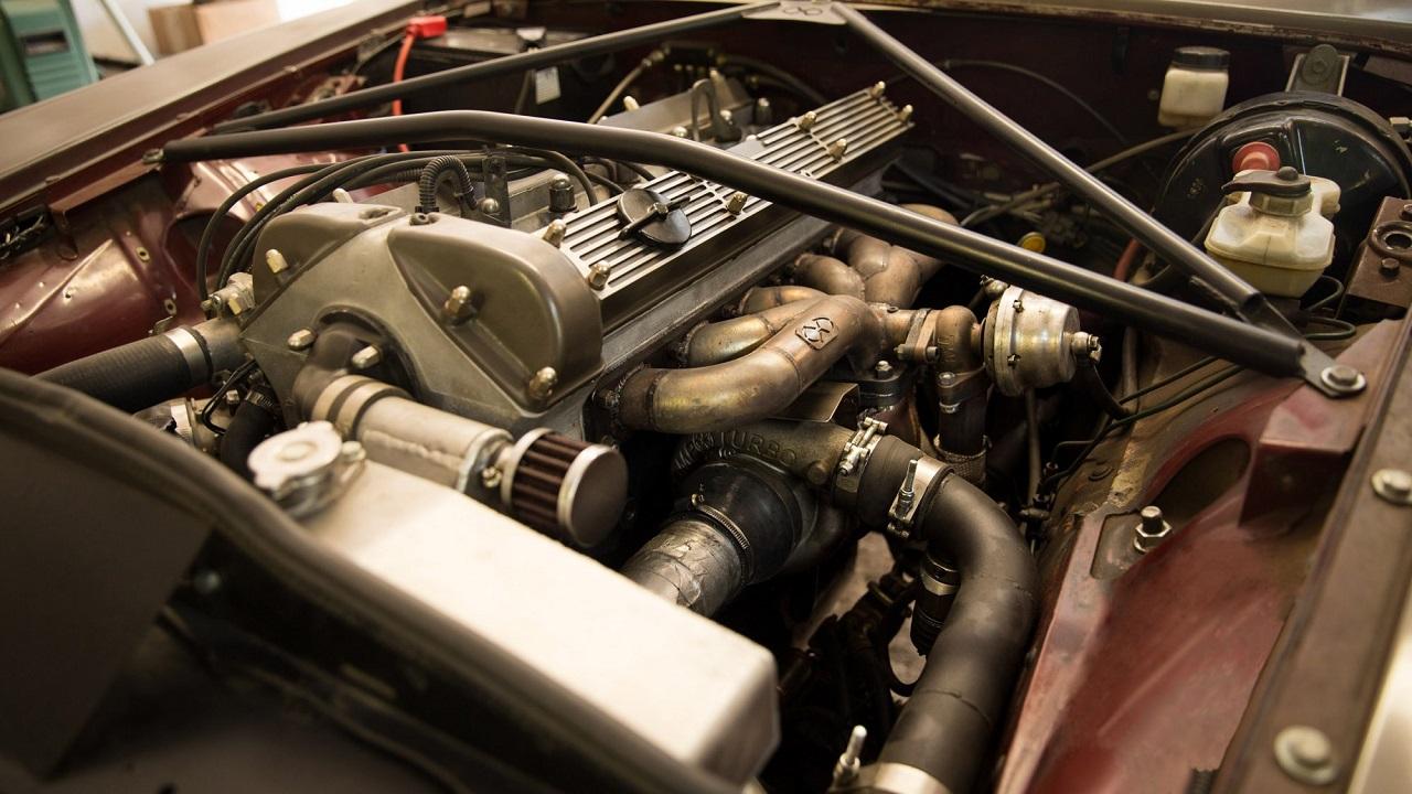 Jaguar XJ6 Drift Car - Presque d'origine... Ou pas. 8