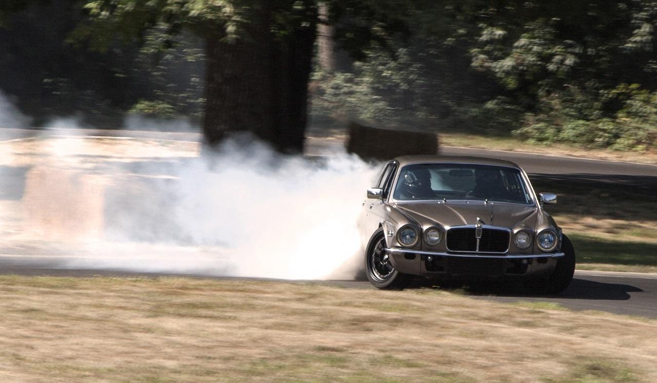 Jaguar XJ6 Drift Car - Presque d'origine... Ou pas. 9