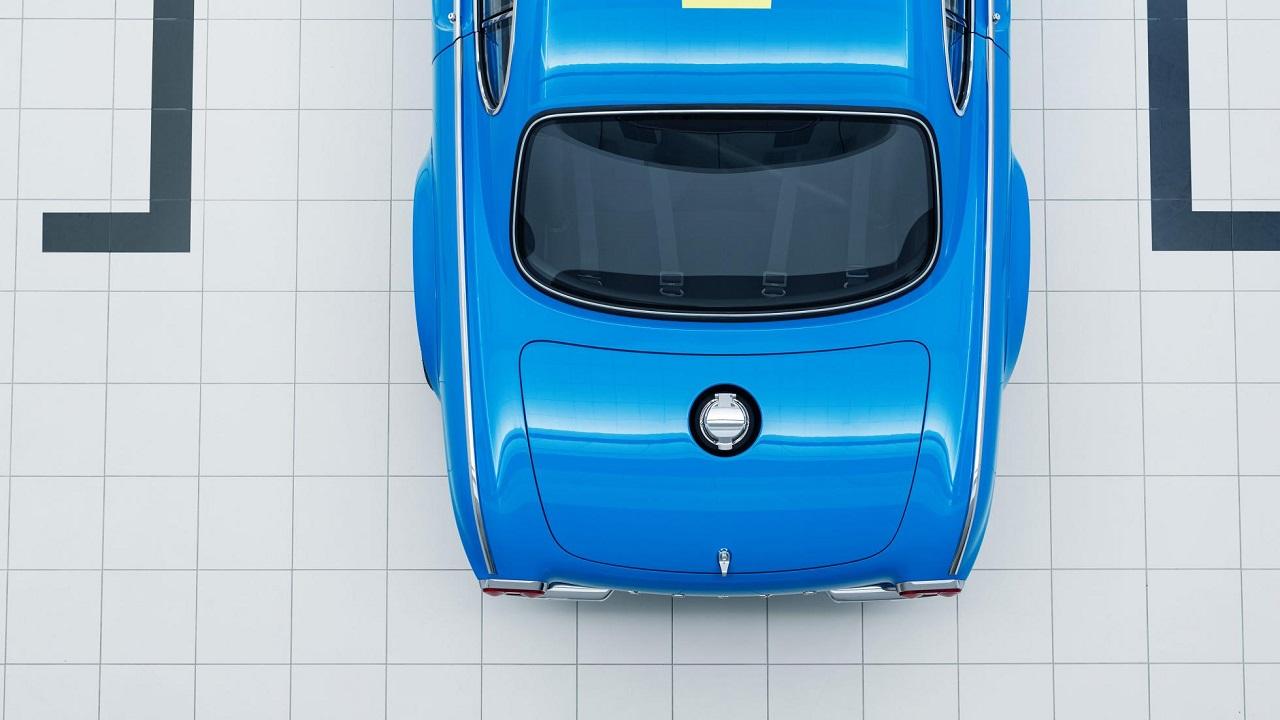 Volvo P1800 Cyan Racing - J'suis bleu, j'suis métal ! 8