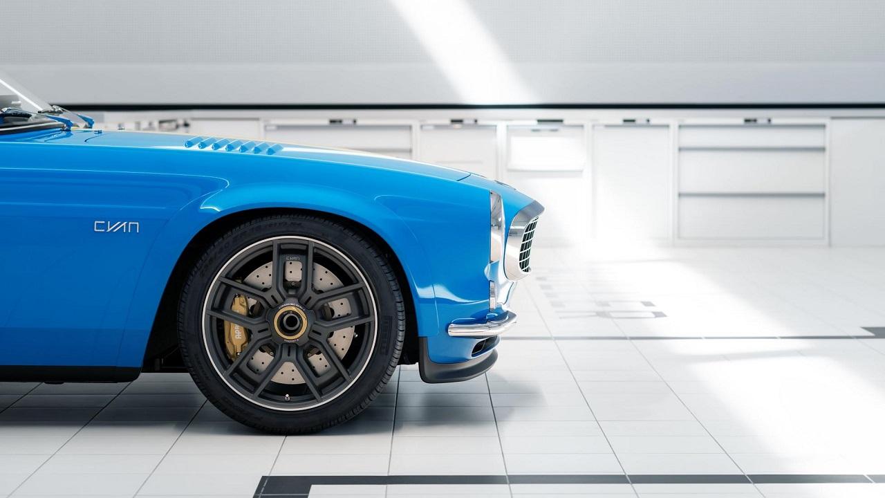 Volvo P1800 Cyan Racing - J'suis bleu, j'suis métal ! 4