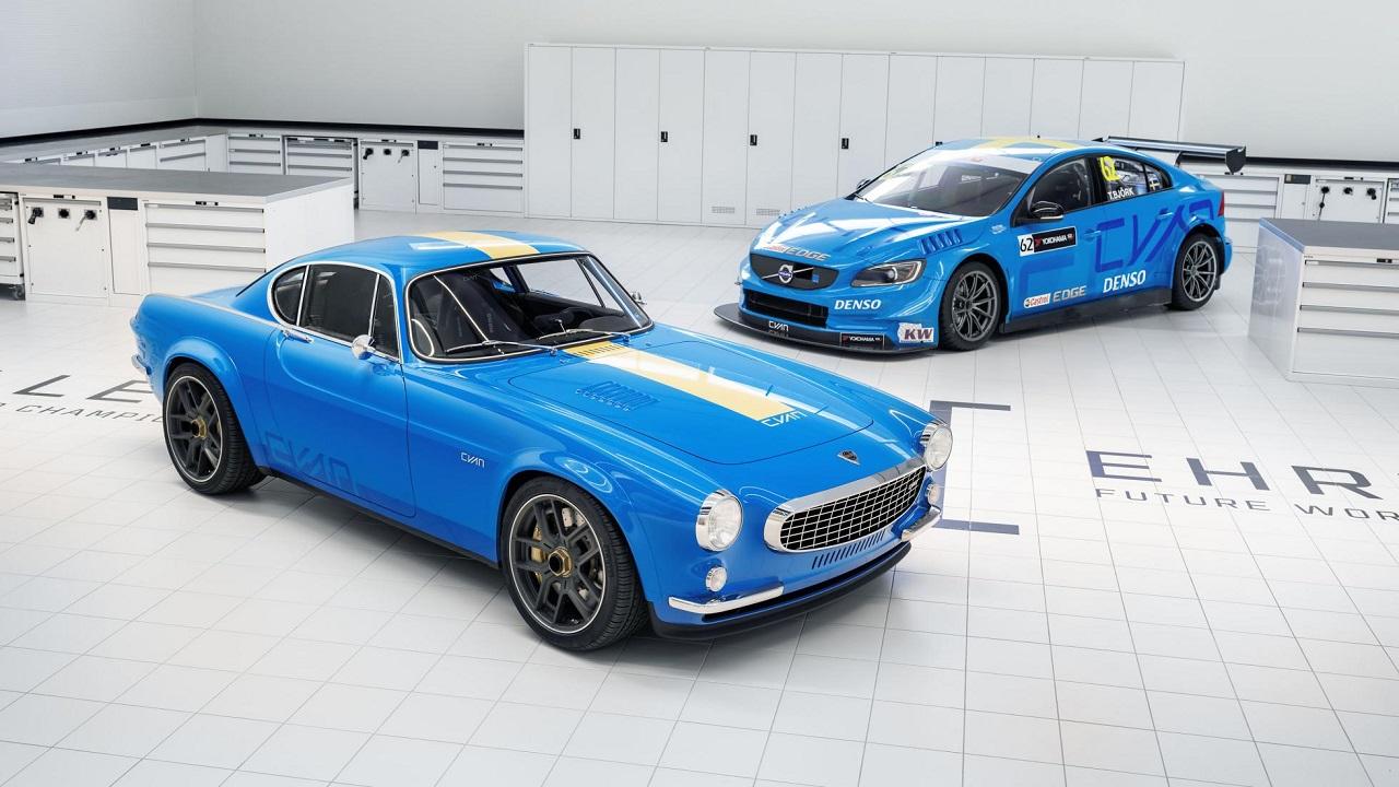 Volvo P1800 Cyan Racing - J'suis bleu, j'suis métal ! 16