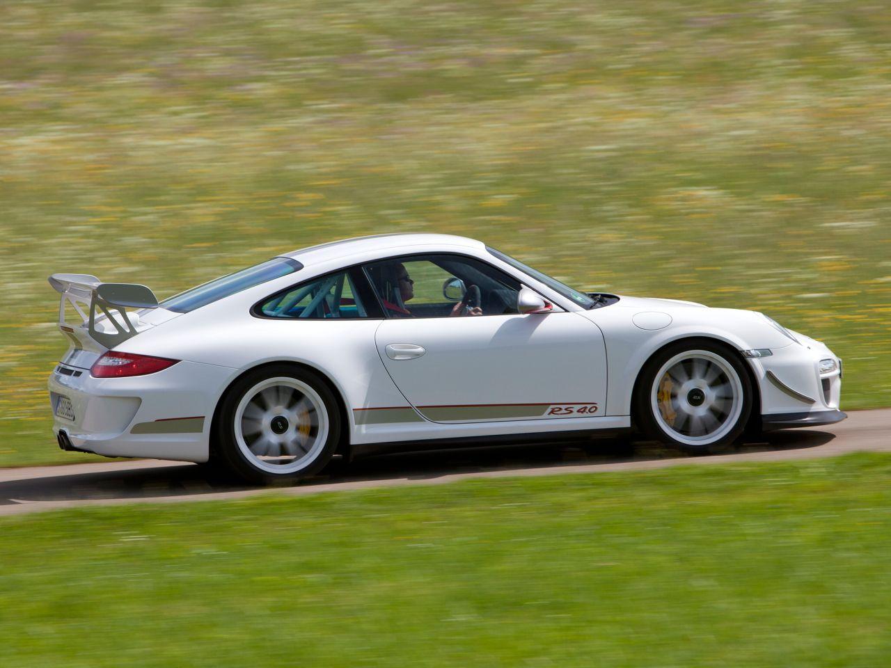 Porsche 911 997 GT3 RS 4.0 - La dernière fusée du bouquet 7