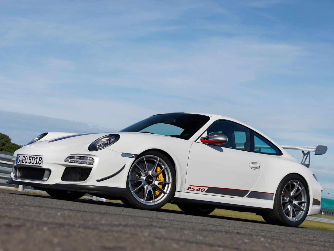 Porsche 911 997 GT3 RS 4.0 - La dernière fusée du bouquet 11