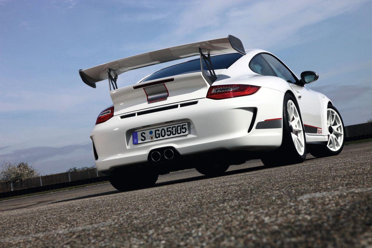 Porsche 911 997 GT3 RS 4.0 - La dernière fusée du bouquet 9