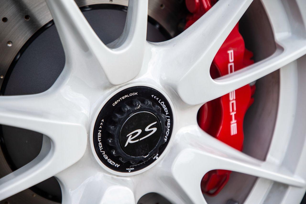 Porsche 911 997 GT3 RS 4.0 - La dernière fusée du bouquet 5