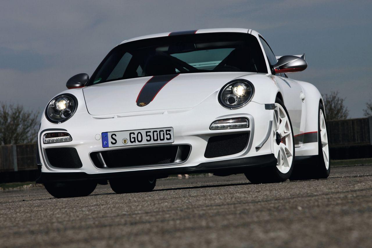 Porsche 911 997 GT3 RS 4.0 - La dernière fusée du bouquet 16