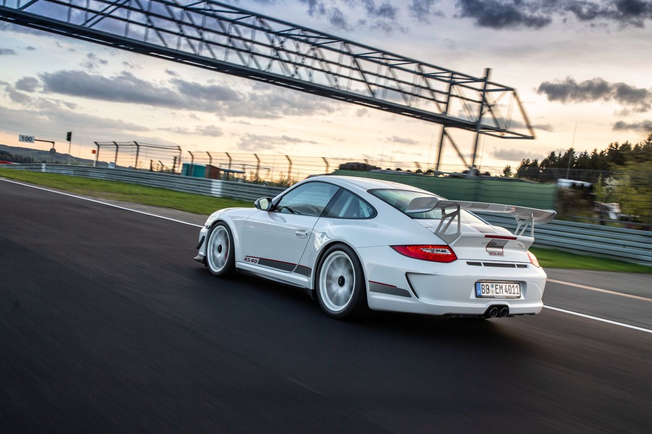 Porsche 911 997 GT3 RS 4.0 - La dernière fusée du bouquet 14