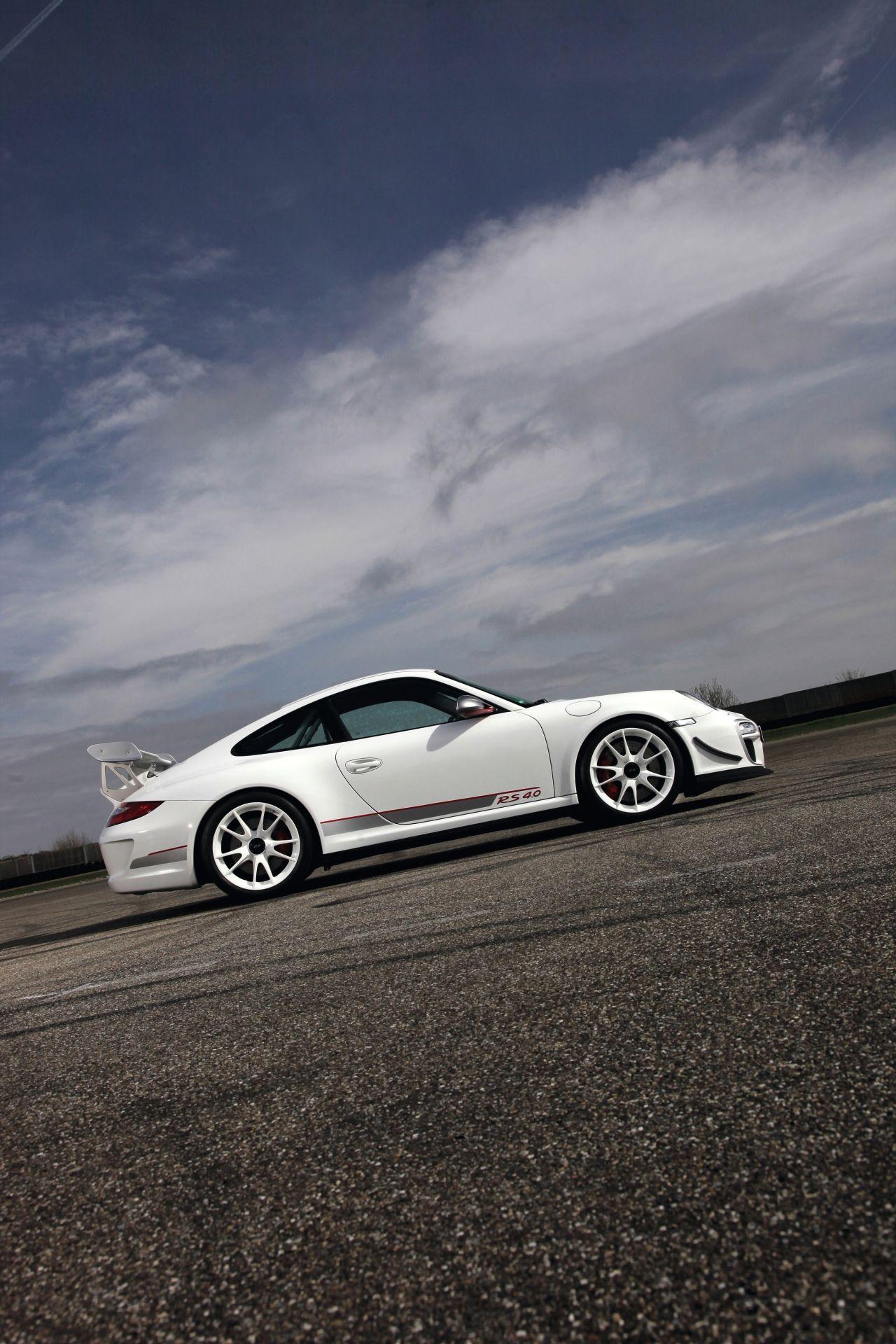 Porsche 911 997 GT3 RS 4.0 - La dernière fusée du bouquet 12
