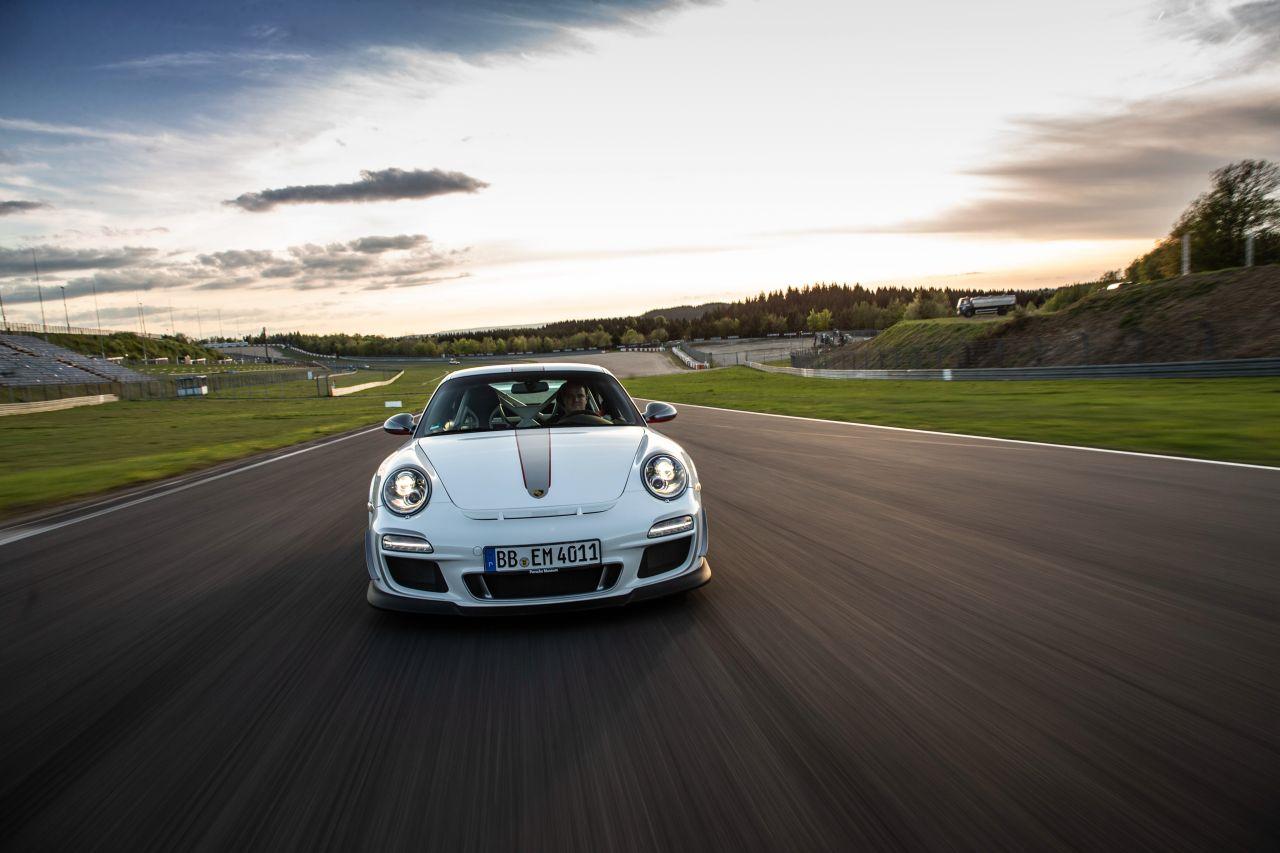 Porsche 911 997 GT3 RS 4.0 - La dernière fusée du bouquet 19