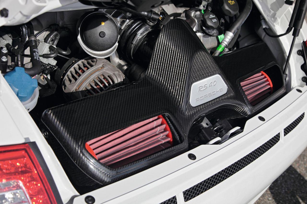 Porsche 911 997 GT3 RS 4.0 - La dernière fusée du bouquet 10