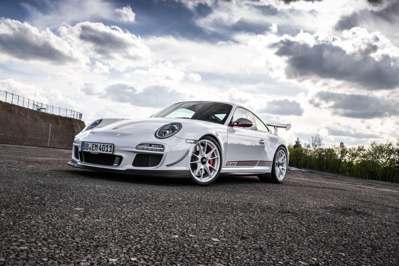 Porsche 911 997 GT3 RS 4.0 - La dernière fusée du bouquet 21