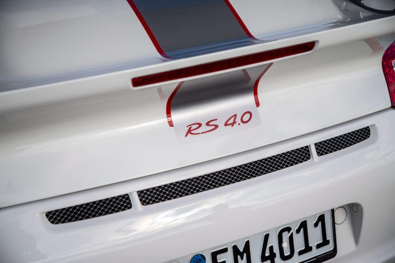 Porsche 911 997 GT3 RS 4.0 - La dernière fusée du bouquet 8