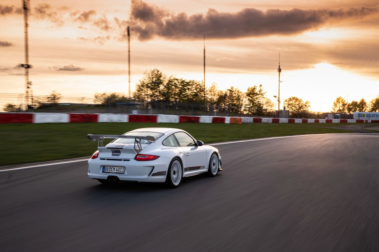 Porsche 911 997 GT3 RS 4.0 - La dernière fusée du bouquet 20