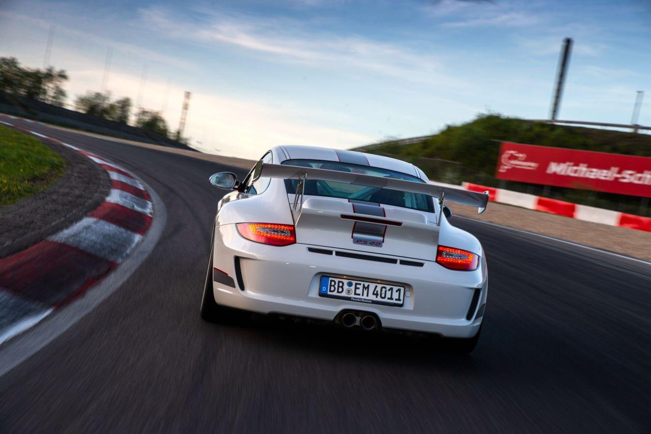 Porsche 911 997 GT3 RS 4.0 - La dernière fusée du bouquet 3