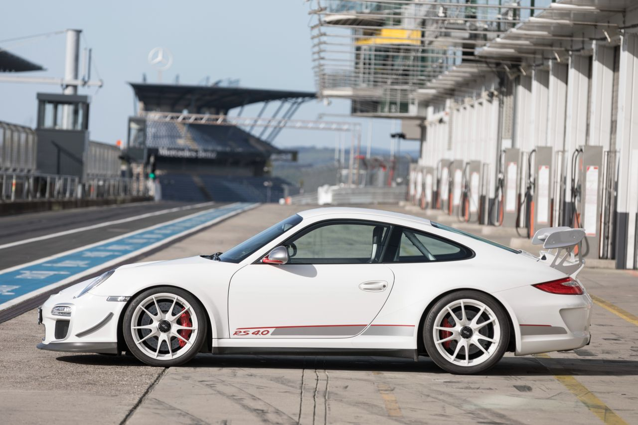 Porsche 911 997 GT3 RS 4.0 - La dernière fusée du bouquet 6