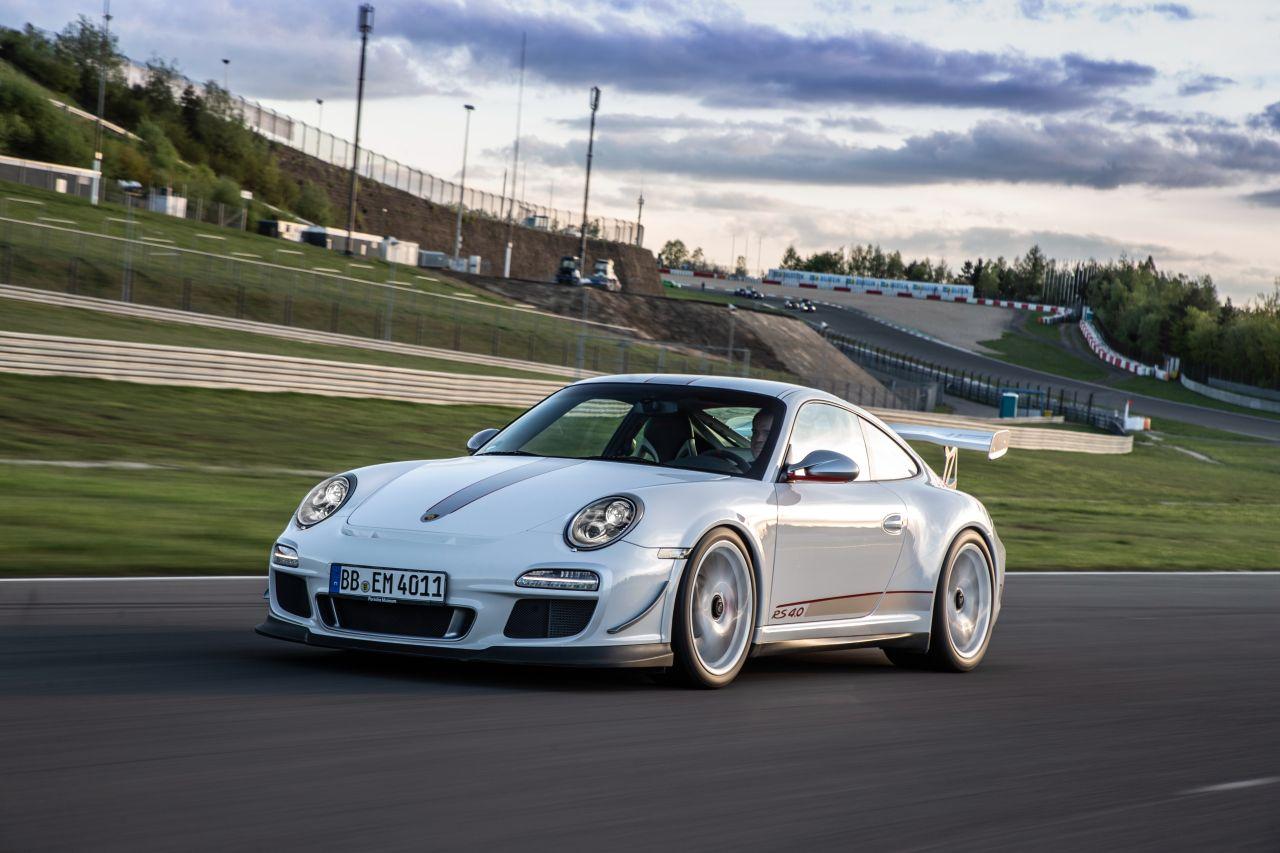 Porsche 911 997 GT3 RS 4.0 - La dernière fusée du bouquet 1