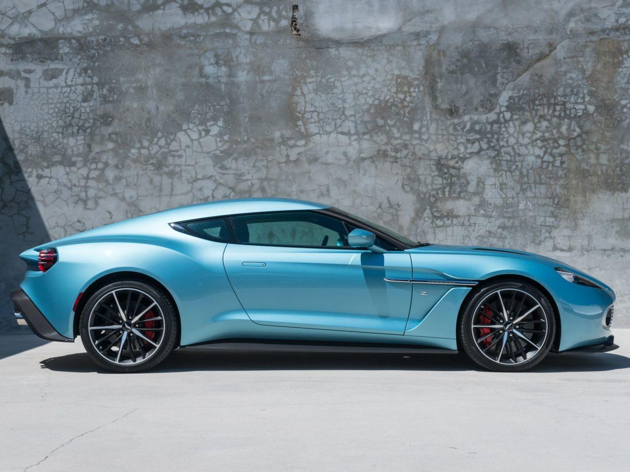 Aston Martin Vanquish By Zagato - Lady Signorina 19