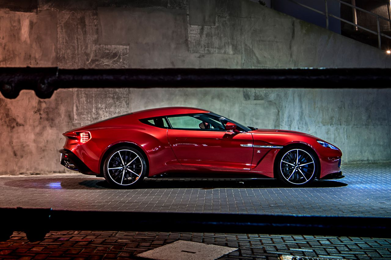 Aston Martin Vanquish By Zagato - Lady Signorina 4